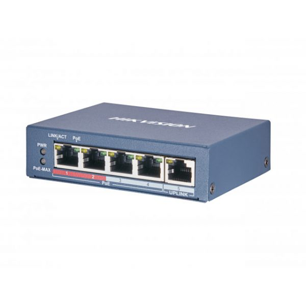 Hikvision DS-3E0105P-E-B