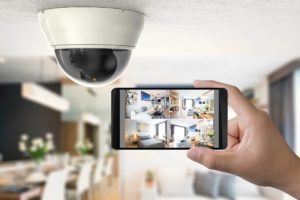 Где установить камеры в частном доме