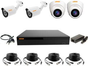 Готовые системы видеонаблюдения — безопасность вашего дома